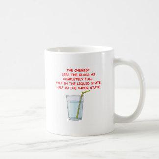 Chemie Kaffeetasse