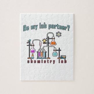 Chemie-Labrador Puzzle
