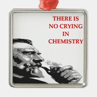 Chemie Ornamente