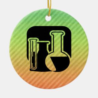 Chemie Rundes Keramik Ornament