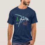 Chemie Werbedesign DDR T-Shirt