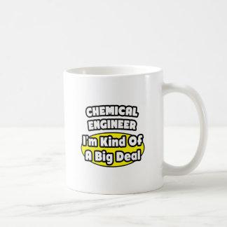 Chemieingenieur = Art einer großen Sache Kaffeetasse