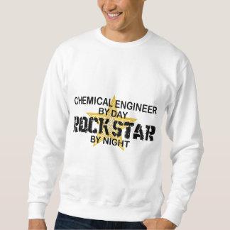 Chemieingenieur-Rockstar Sweatshirt