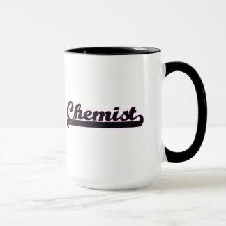 Chemiker-klassischer Job-Entwurf Tasse
