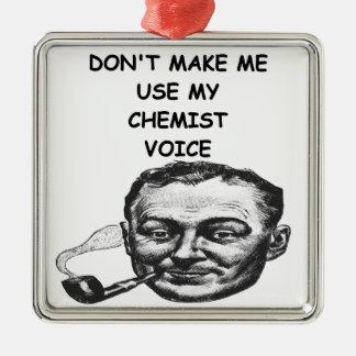 Chemiker Weihnachtsbaum Ornament