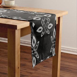 Chemin de Tisch von 35,5 cm x 183 cm abstraktes Kurzer Tischläufer