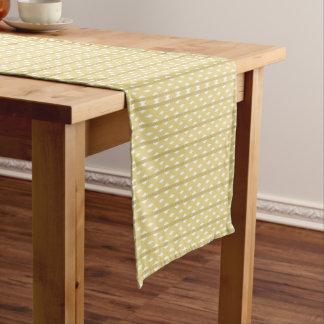 Chemin de Tisch von 35,5 cm x 183 cm Pattern, aber Kurzer Tischläufer