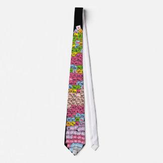 chemische Krawatte
