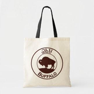 Cherokee Büffel - Yanasa Tasche