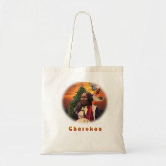 Cherokee indische Kunst Tragetasche