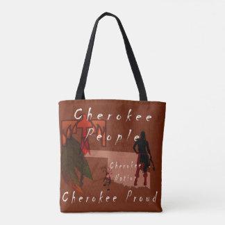 Cherokee Leute Tasche