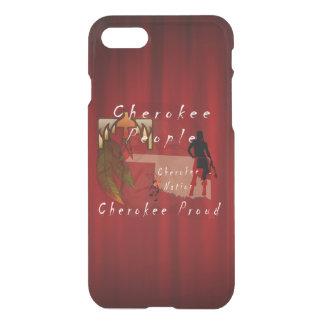 Cherokee stolzes iPhone 8/7 hülle