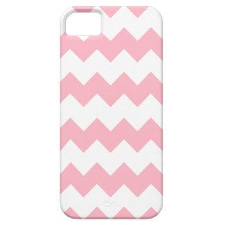 Cherryblossom rosa moderner Zickzack iPhone 5 Fall iPhone 5 Case