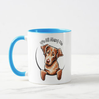 Chesapeake Bay-Retriever IAAM Tasse