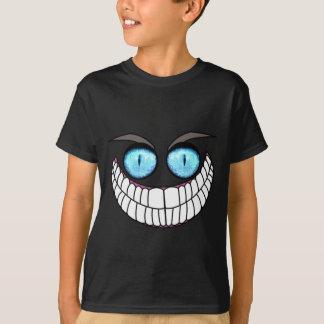 Cheshire-Katze - blaues Eyes.png T-Shirt