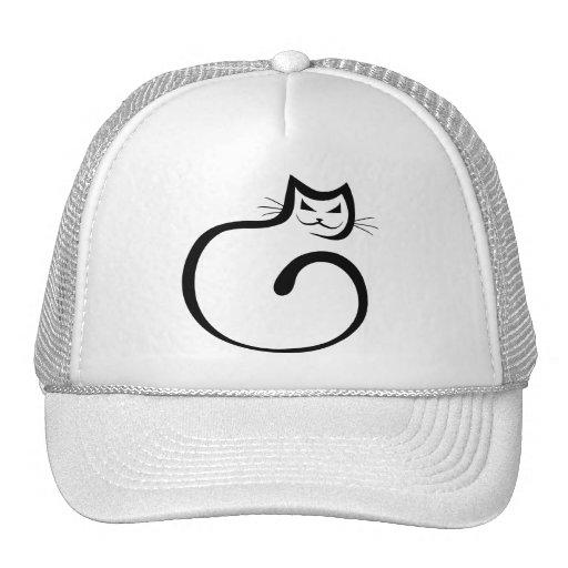 Cheshire-Katze Netzmützen