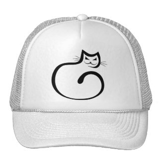 Cheshire-Katze Retromützen
