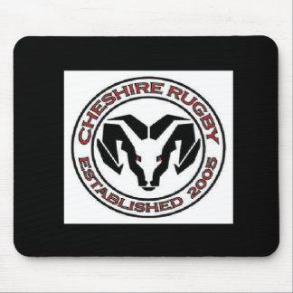 Cheshire-Rugby-Verein Mauspads