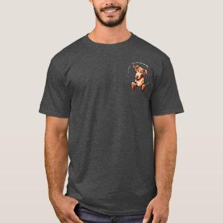 Chessie IAAM Weg-Leine Art™ Tasche T-Shirt