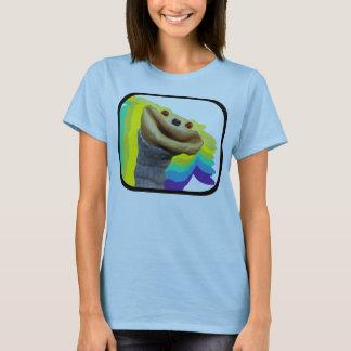 Chester-Regenbogen-T-Shirt T-Shirt