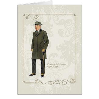 Chesterfield-Mantel Karte