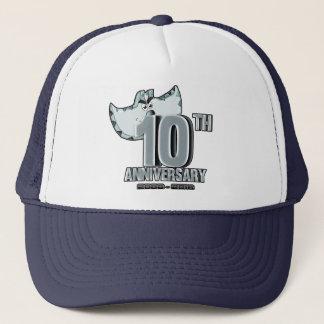 Chesters 10. Jahrestags-Hut! Truckerkappe