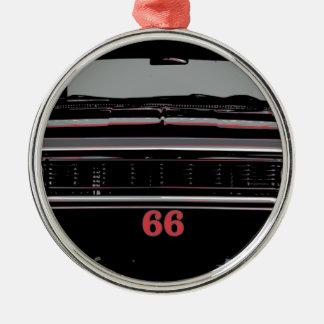 Chevelle 1966 silbernes ornament