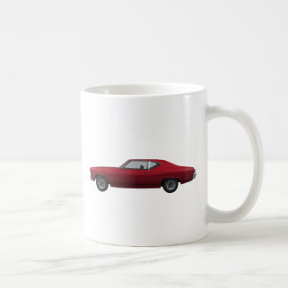 Chevelle 1968 SS: Süßigkeit Apple beenden Kaffeetasse