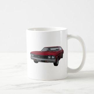 Chevelle 1969 SS: Süßigkeit Apple beenden Kaffeetasse