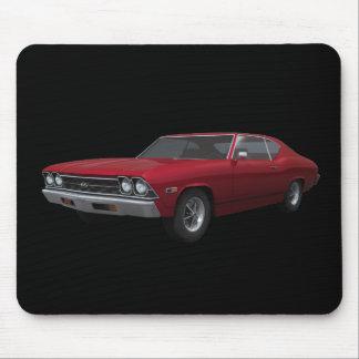 Chevelle 1969 SS: Süßigkeit Apple beenden: Mauspad