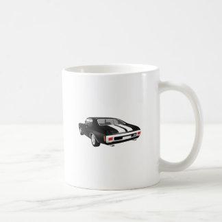 Chevelle 1970 SS: Schwarzes Ende: Kaffeetasse