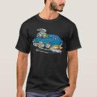 Chevelle aquamarines Auto 1966 T-Shirt