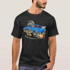 Chevelle Blau-Auto 1967 T-Shirt