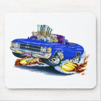 Chevelle blaues Kabriolett 1971-72 Mauspad