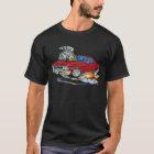 Chevelle kastanienbraunes Auto 1966 T-Shirt
