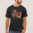 Chevelle kastanienbraunes Auto 1967 T-Shirt