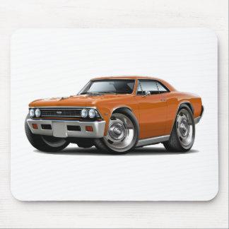 Chevelle Orangen-Auto 1966 Mauspad