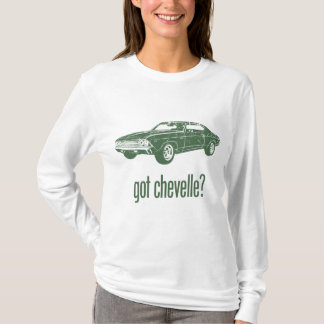 Chevrolet 1969 Chevelle 396 SS T-Shirt