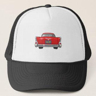 Chevrolet-Bel Air-Durchlauf-Neid 1957 Truckerkappe