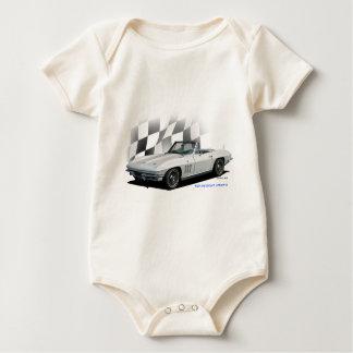 Chevrolet Corvette 1965 Baby Strampler