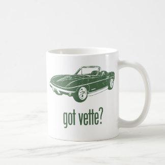 Chevrolet Corvette 1967 427 L88 Kaffeetasse