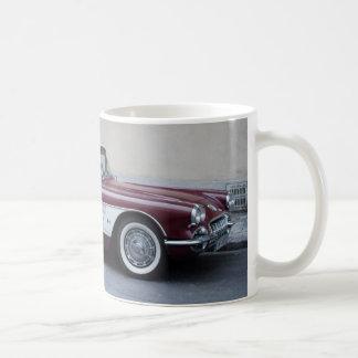 Chevrolet Corvette Kaffeetasse