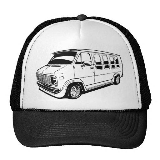 Chevrolet G20 Van Truckermützen