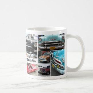 Chevrolets von Kuba Kaffeetasse