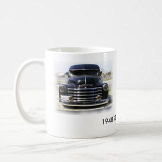 Chevy 1948 Vorstadt Kaffeetasse