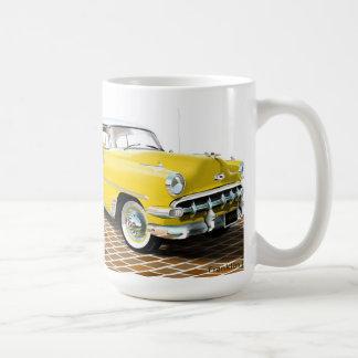 Chevy 1953 kaffeetasse