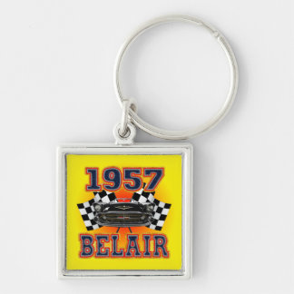Chevy 1957 Belair Schlüsselanhänger