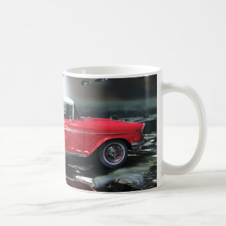Chevy 1957 kaffeetasse