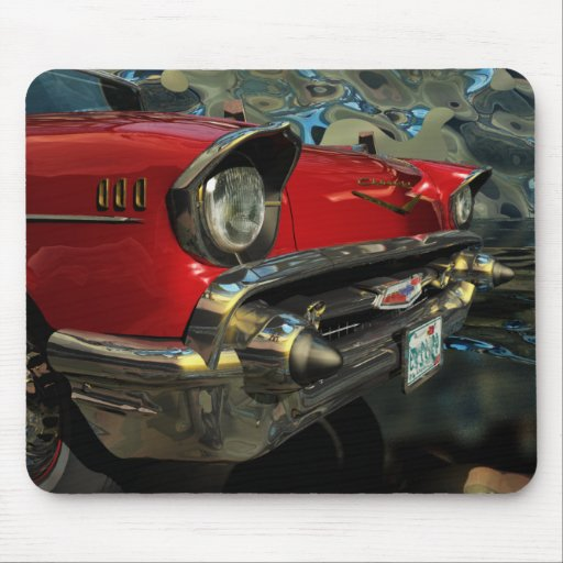 Chevy 1957 mousepads