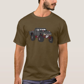 Chevy 4x4 LKW-Fans! T-Shirt
